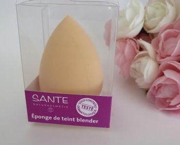 L'éponge blender Santé Naturkosmetic, un dupe plus naturel du Beauty Blender ?