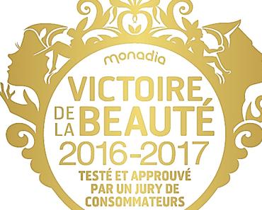 MA SOIREE AUX VICTOIRES DE LA BEAUTE 2016-2017