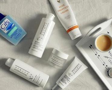 Ma routine soin : hydratation et régulation de ma peau (mixte à grasse)