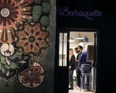 Inauguration de La Baraquette #Montpellier