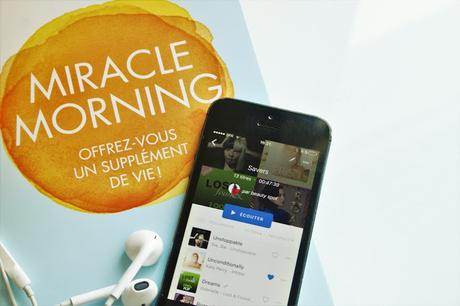 Miracle morning : ma playlist