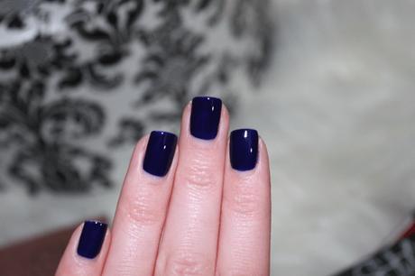 Le vernis «Heroic Blue» par Givenchy !