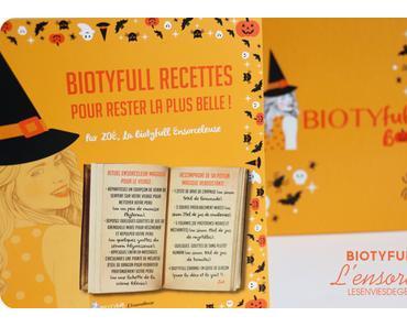 Biotyfull Box : L'ensorceleuse #octobre2016