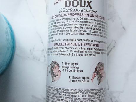 Shampoing sec Garnier une vraie alternative pour espacer les shampoings ou coup de commerce?