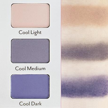 Palette de fards à paupières Eye Contour Eye Shadow de Cargo cosmetics : le basique à avoir dans ses tiroirs !