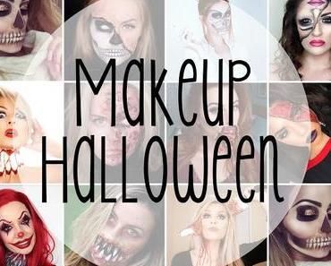 Les plus beaux makeup d'Halloween sur la toile