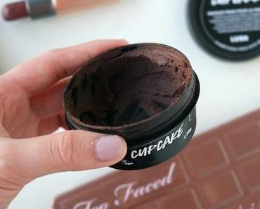 Cupcake de Lush : le masque purifiant qui sent le chocolat