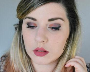 Fall Sunset Makeup