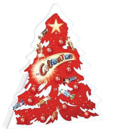 Plus de 20 calendriers de l avent gourmands 2016 chocolats - Calendrier de l avent sans chocolat ...