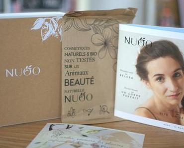 Revue : la NUOO box du mois d'octobre