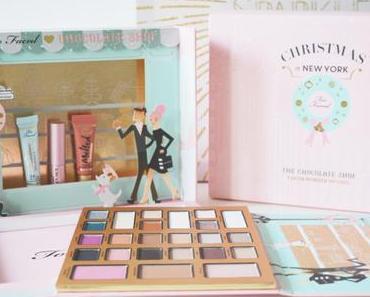 The Chocolate Shop, belle palette mais petite deception … 💔