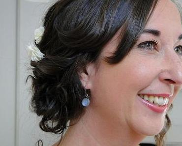 WEDDING INSPIRATION // UNE JOLIE MISE EN BEAUTÉ NATURELLE POUR CÉLINE