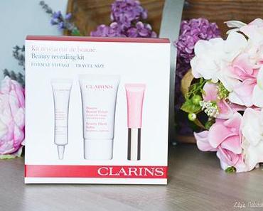 Un kit révélateur de beauté par Clarins
