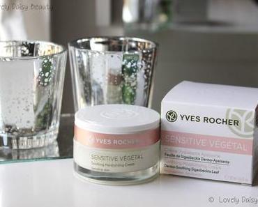 Sensitive Végétal la crème apaisante par Yves Rocher