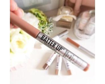 Maquillage simple des yeux, j'ai adopté les stick Batter Up The Balm
