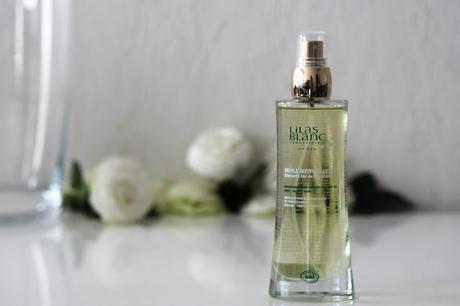 L'huile merveilleuse des laboratoires Lilas Blanc ( + concours)
