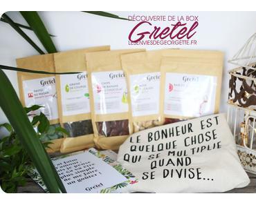 Gretel : la box healthy à composer soi-même !