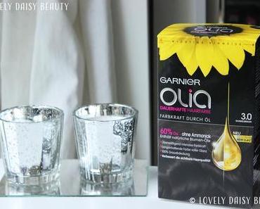 La coloration à l'huile : OLIA de Garnier | Mon retour au foncé 🙆
