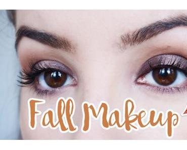 Video : Maquillage d'automne facile et rapide ! 🍂