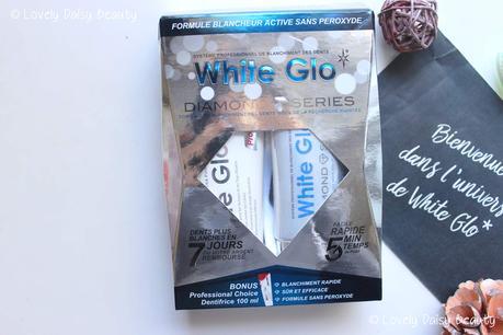 White Glo Diamond Series 😁 💎 | Peut mieux faire