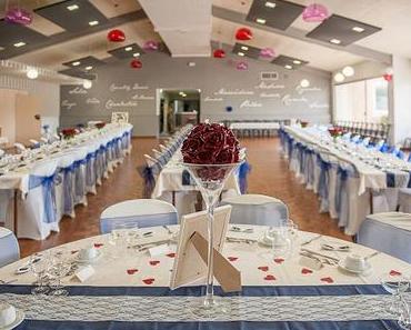 [Wedding] Décoration de la salle, des tables (Part. 2)