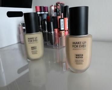 Water Blend de Make Up for Ever : simple et efficace