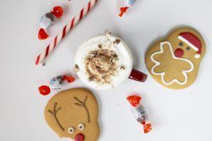 Chocolat chaud de Noël au Schoko-bons !