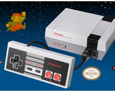 La mini NES de chez Nintendo