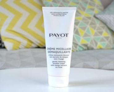 Ma routine de soins visage Payot