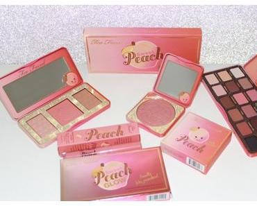 La collection Sweet Peach de Too faced – Présentation !