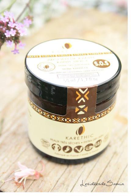 Redécouverte du beurre de karité avec Karethic.
