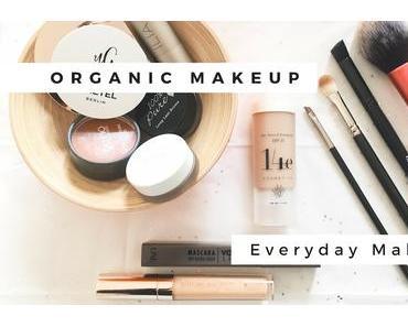 Everyday Makeup, Organic Makeup, Natural Makeup