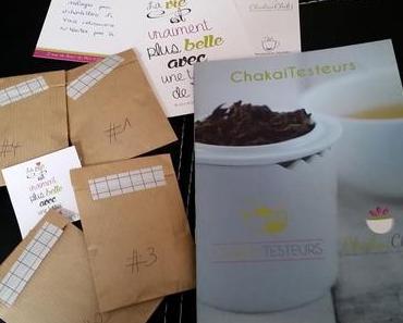 Chakai Club : mon gros coup de coeur thé