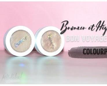 Colourpop: le bronzer Bon Voyage et l'highlighter Wisp