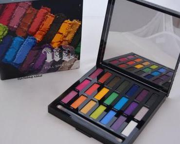 Urban Decay dégaine la couleur avec sa palette Full Spectrum (+bon plan!)