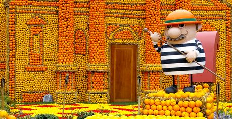 La fête du citron et son corso | Menton