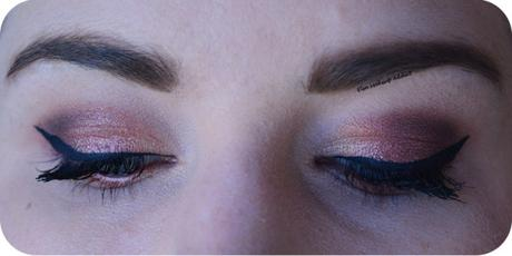 Cranberry Makeup with Cocoa Blend Palette {Zoeva}