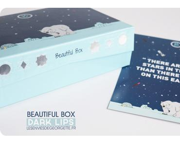 Beautiful Box Dark Lips : mon avis