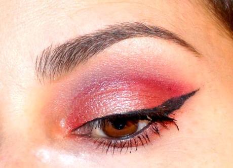 Champagne Rosé - Saint Valentin Make up