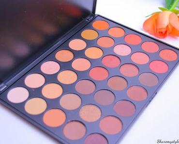 SUBLIMES PALETTES BY MORPHE BRUSHES