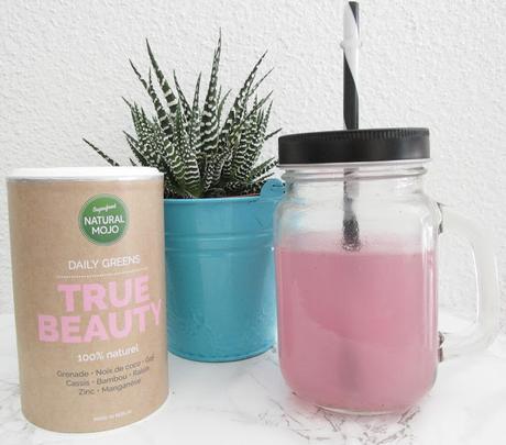 True Beauty la poudre qui prend soin de votre beauté naturelle.