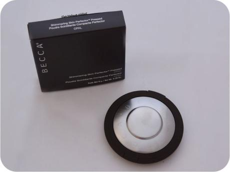 Mon sublime highlighter : Opal de Becca {Shimmering Skin Perfector Pressed}