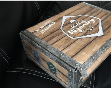 Harry Potter : une box, la World of Wizardry de GeekGear