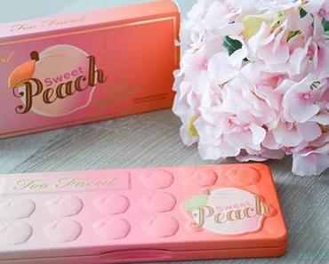 Sweat peach, la palette printanière.