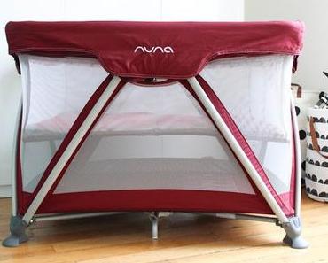 Instant de maman #2: mon test du lit Sena by Nuna