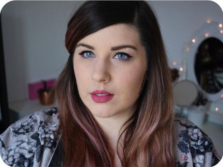 Romantic Makeup {Full Spectrum Urban Decay}