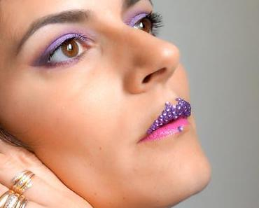 Lavander Make Up pour la MSC