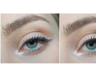 makeup du jour : Cut crease et touche de couleur