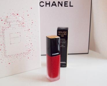 Choquante avec Chanel