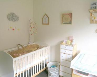 Room tour : la chambre du bébé